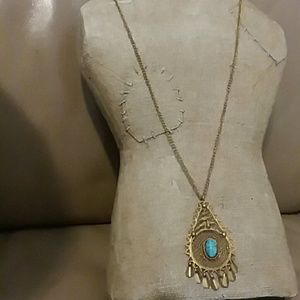 Victorian Antique Etruscan Revival Necklace.